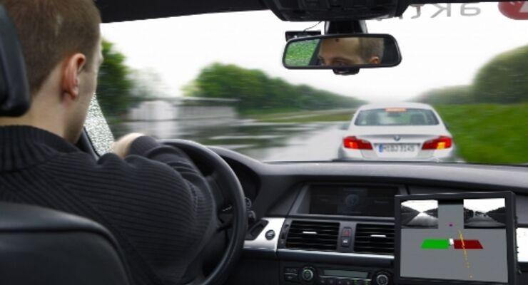 """""""Aktiv"""" erforscht Systeme für sicheren Verkehr"""