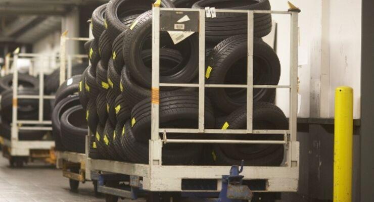 200.000 Reifen für Russland
