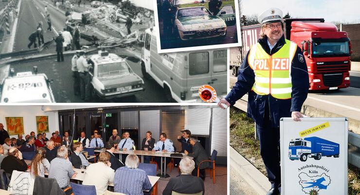 30 Jahre Polizeiarbeit