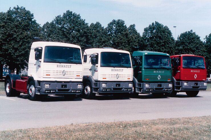 40 Jahre Renault Trucks Deutschland