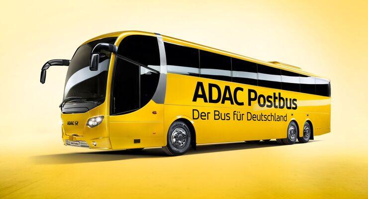 ADAC Postbus, Aufmacher Themenseite