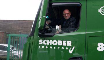 Abbiegeassistent, Winfried Hermann, Schober Logistik