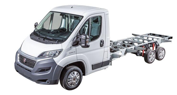 Al-KO stellt auf der Nutzfahrzeugmesse NUFAM 2017 in Karlsruhe vom 28. September bis zum 1. Oktober sein Produktportfolio vor.