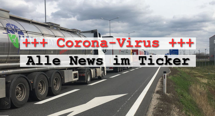 Alle News zu Corona im Ticker