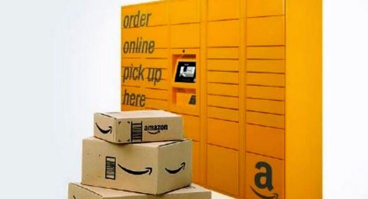 Amazon Eigene Packstation