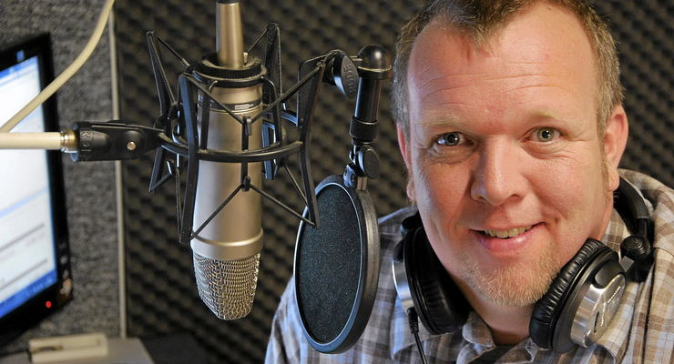 André Sahorn, Moderator ET-Radio