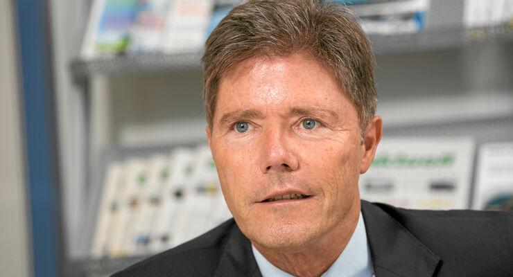 Aufsichtsratschef Thomas Pleines