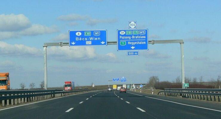 Autobahn_Ungarn