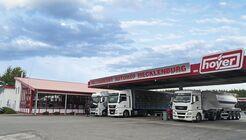 Autohof-Hoyer Mecklenburg Truckstop FF 12/2019 12/19 19306 Neustadt-Glewe Hamburg Berlin A7 Tankstelle 19306 Neustadt-Glewe