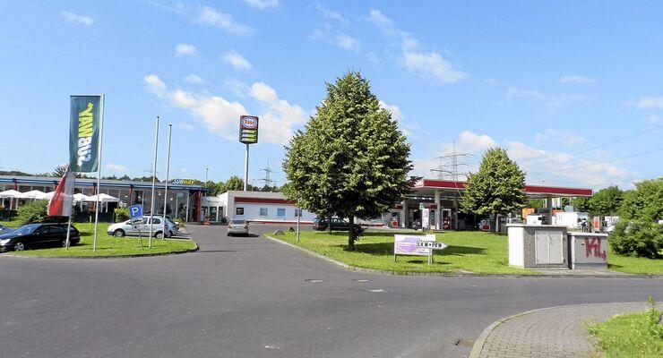 Autohof Koblenz-Metternich