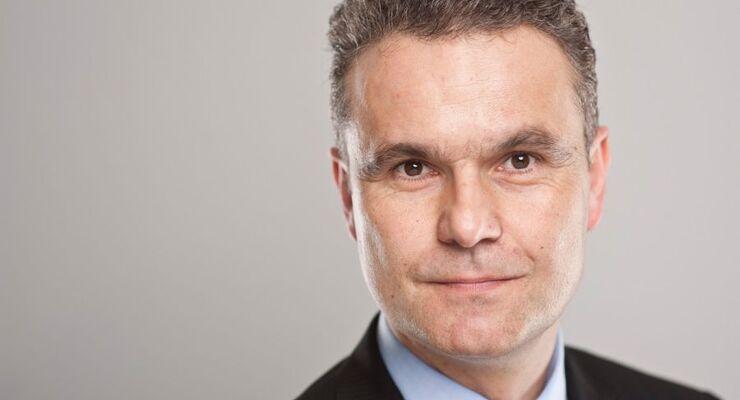 Axel Marschall leitet Vertrieb von DB Schenker Rail