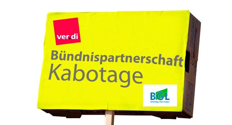 BGL Verdi, Bündnispartnerschaft Kabotage