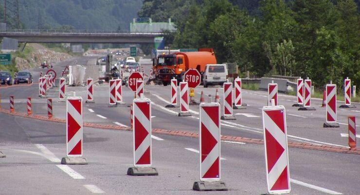 Baustelle, Deutscher Verkehrssicherheitsrat