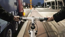 Bike-Flash, Verkehrswarnanlage