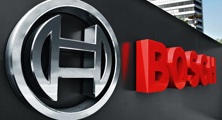 Bosch Zentrale in Renningen