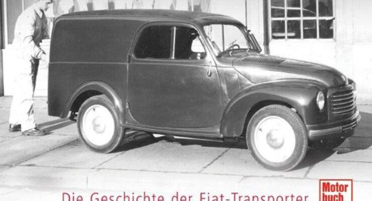 Buchtipp: Historie der Fiat Transporter
