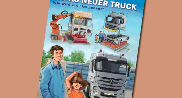 Buchtipp: Papas neuer Truck