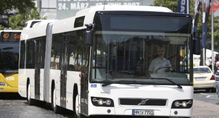 Busunternehmer mit gedämpften Erwartungen