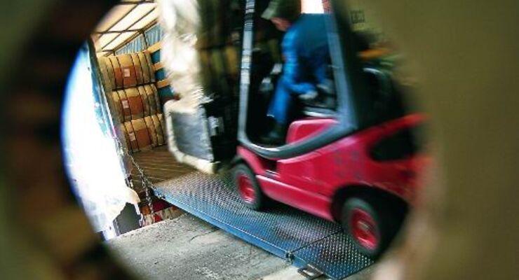 D.Logistics: Umsatz bricht ein