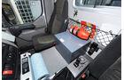 DAF LF45 als Gefangenentransporter, Fahrerkabine