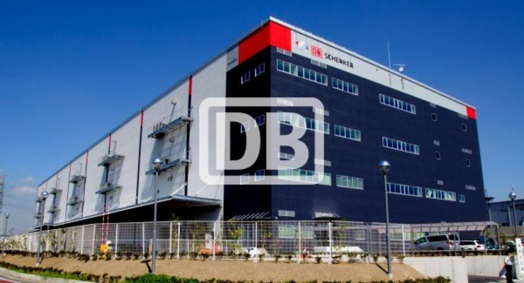 DB Schenker Logistikzentrum Japan