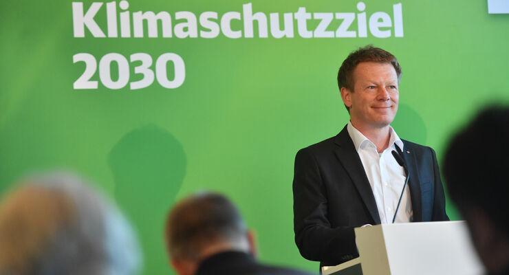 DB-Vorstandsvorsitzender Dr. Richard Lutz