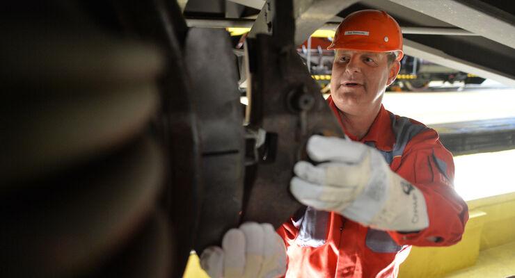 DB beschleunigt Lärmschutz im Güterverkehr