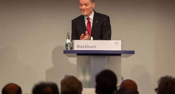 DLK 2018, Robert Blackburn, Eröffnung