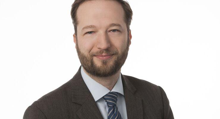 DSLV, Niels Beuck, Geschäftsführung