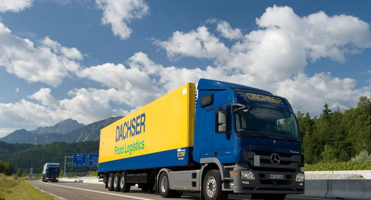 Dachser Food Logistics