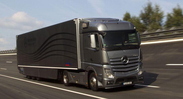 Daimler Aerotruck