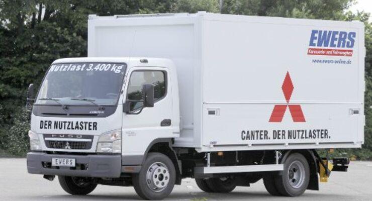 Daimler-Tochter Fuso steigert Absatz um rund 40 Prozent
