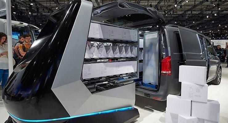 Daimler autonom