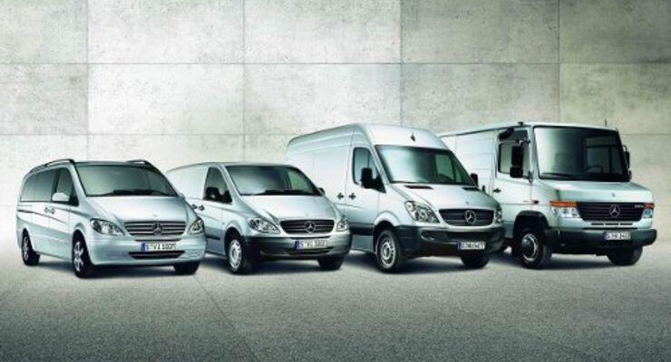 Daimler mit Rekord in Deutschland