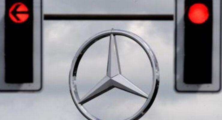 Daimler vergütet Maut-Mehrkosten