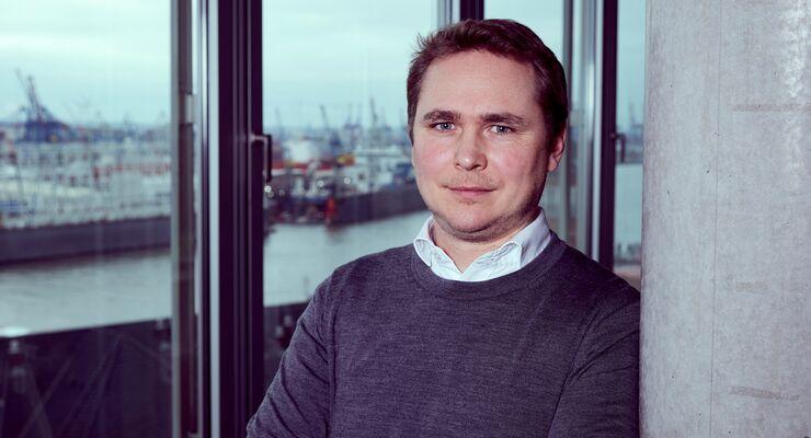 Daniel Stancke, CEO von Jobmatch.me