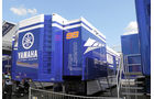 Das Werksteam von Valentino Rossi, Rollende Werkstatt