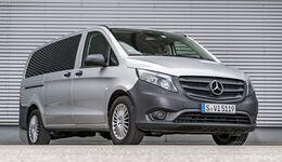 Dauertest Mercedes-Benz Vito Tourer 116 CDi