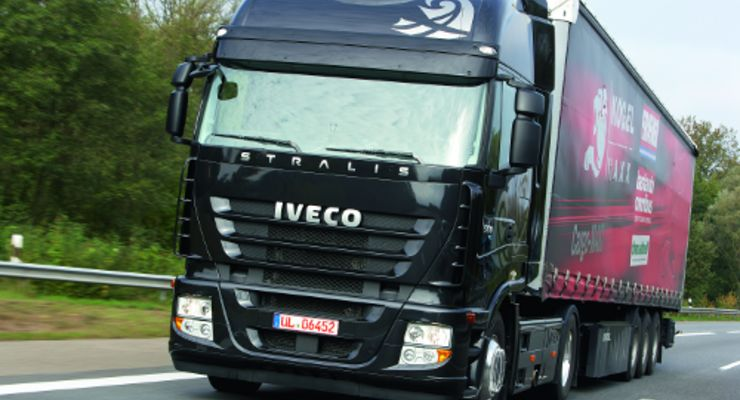 Der Iveco Stralis AS im Test