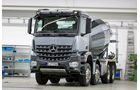 Der neue Mercedes Arocs – Rahmen und Achsen