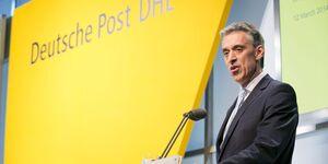 Deutsche Post DHL, Bilanzpressekonferenz 2014