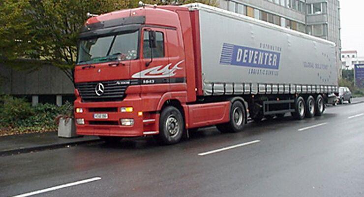 Deventer Logistik, Köln, 2011