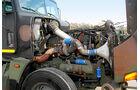 Die deutschen Army-TruckerM915A3, Detroit-Diesel-Motor