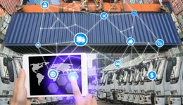 Digitalisierung, Vernetzung, connected services, Container, KV, Kombinierter Verkehr