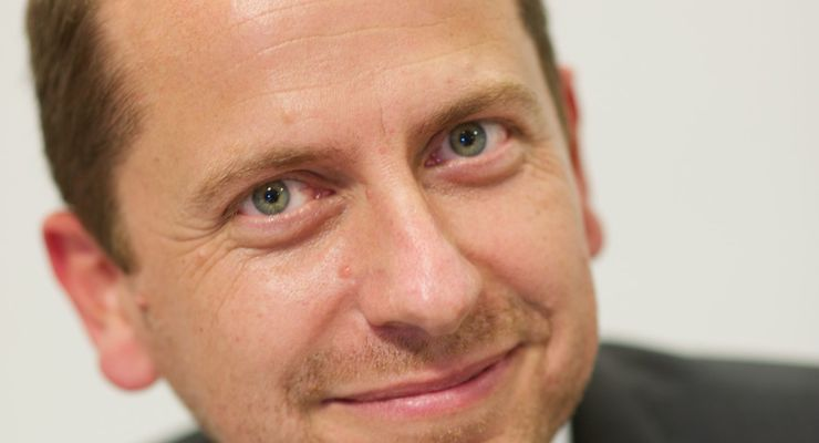 Dirk Schmitt, CEO Swissport Cargo Services Deutschland Österreich