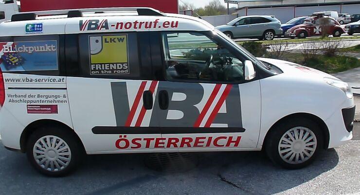 DocStop Austria, Fahrzeug