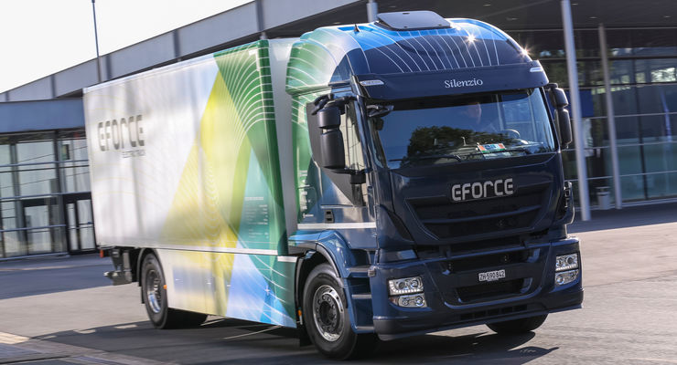 E-Force LKW