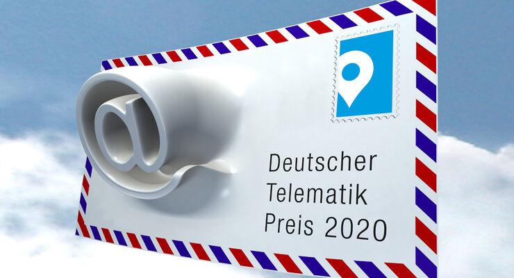 Einreichung Deutscher Telematik Preis 2020