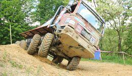 Europa Truck Trial 2018 Kroatien