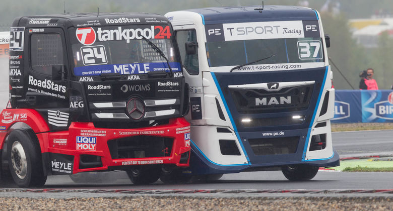 European Truck Racing Championship 2018 Most